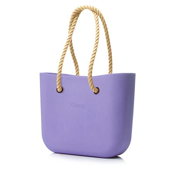 Shopping Obag natural Violet
