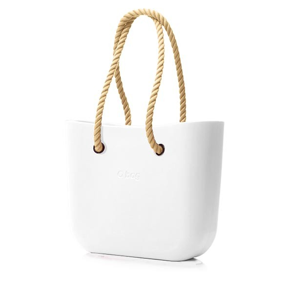 Shopping Obag natural White