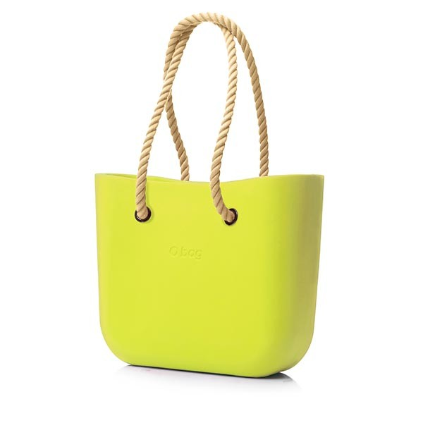Shopping Obag natural Lime