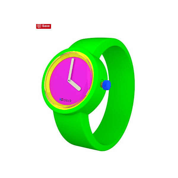 80s-Face-Fluo-Pink-Fluro-Green-Band