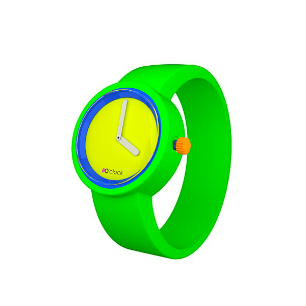 80s-Face-Fluo-Yellow-Fluro-Green-Band