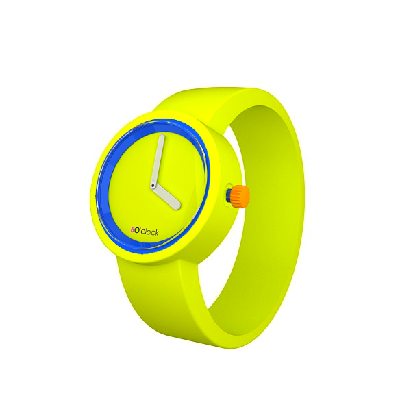 80s-Face-Fluo-Yellow-Fluro-Yellow-Band