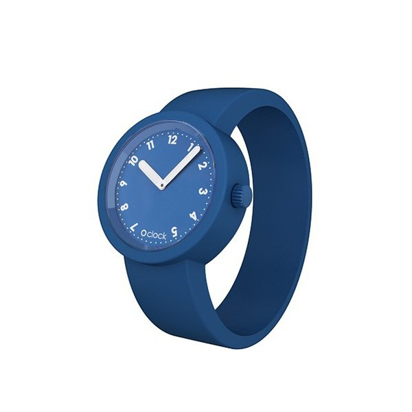 Numbers-Capri-Blue-Watch