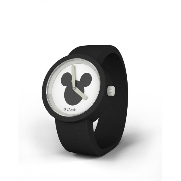 Disney-Black:Mickey Icon